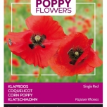 Poppies of the world - Papaver Rhoeas Shirley Fl.Pl. Mischung