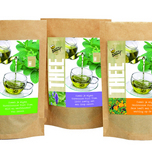 Grow Bag Koreanisch Minze Tee