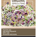 Organic Sprouting Pikanter Mischung - Buzzy