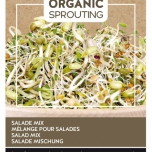 Organic Sprouting Salat mix - Buzzy